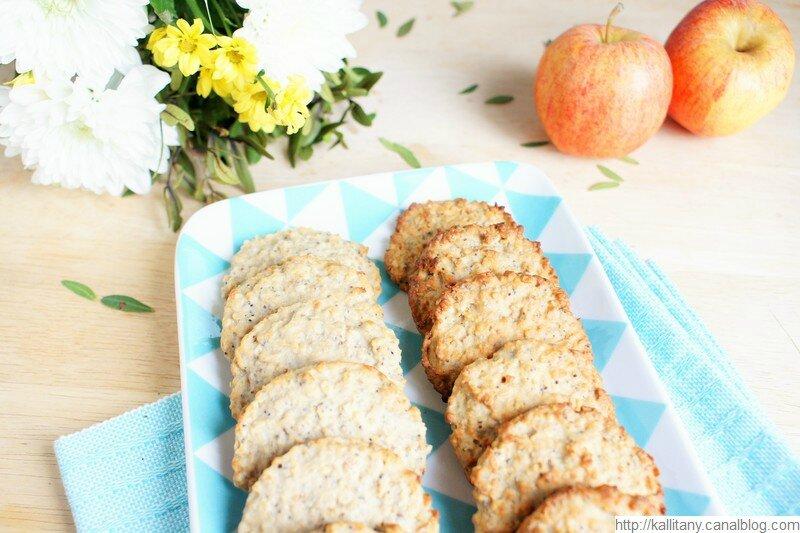 Recette petits gâteaux miel pavot tournesol - Blog Kallitany (14)