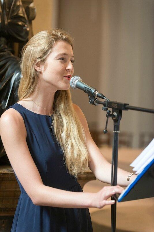 Chanteuse gospel pour cérémonie de mariage La Rochelle Paris