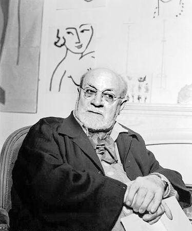 Matisse Henri-1950