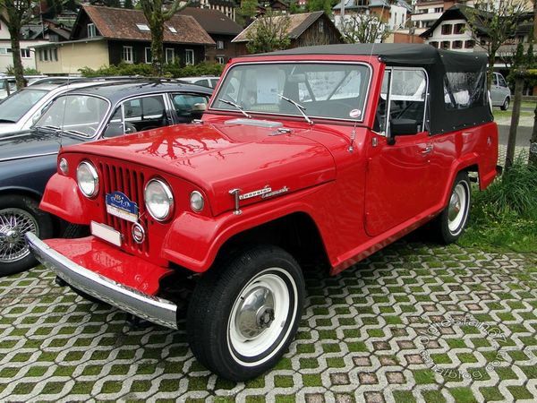 jeep jeepster commando 1969 3