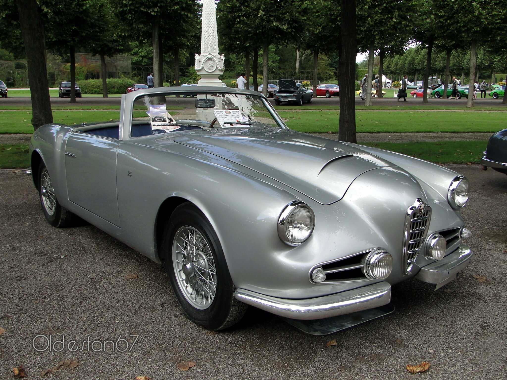 alfa romeo 1900 css cabriolet zagato 1956 oldiesfan67 mon blog auto. Black Bedroom Furniture Sets. Home Design Ideas