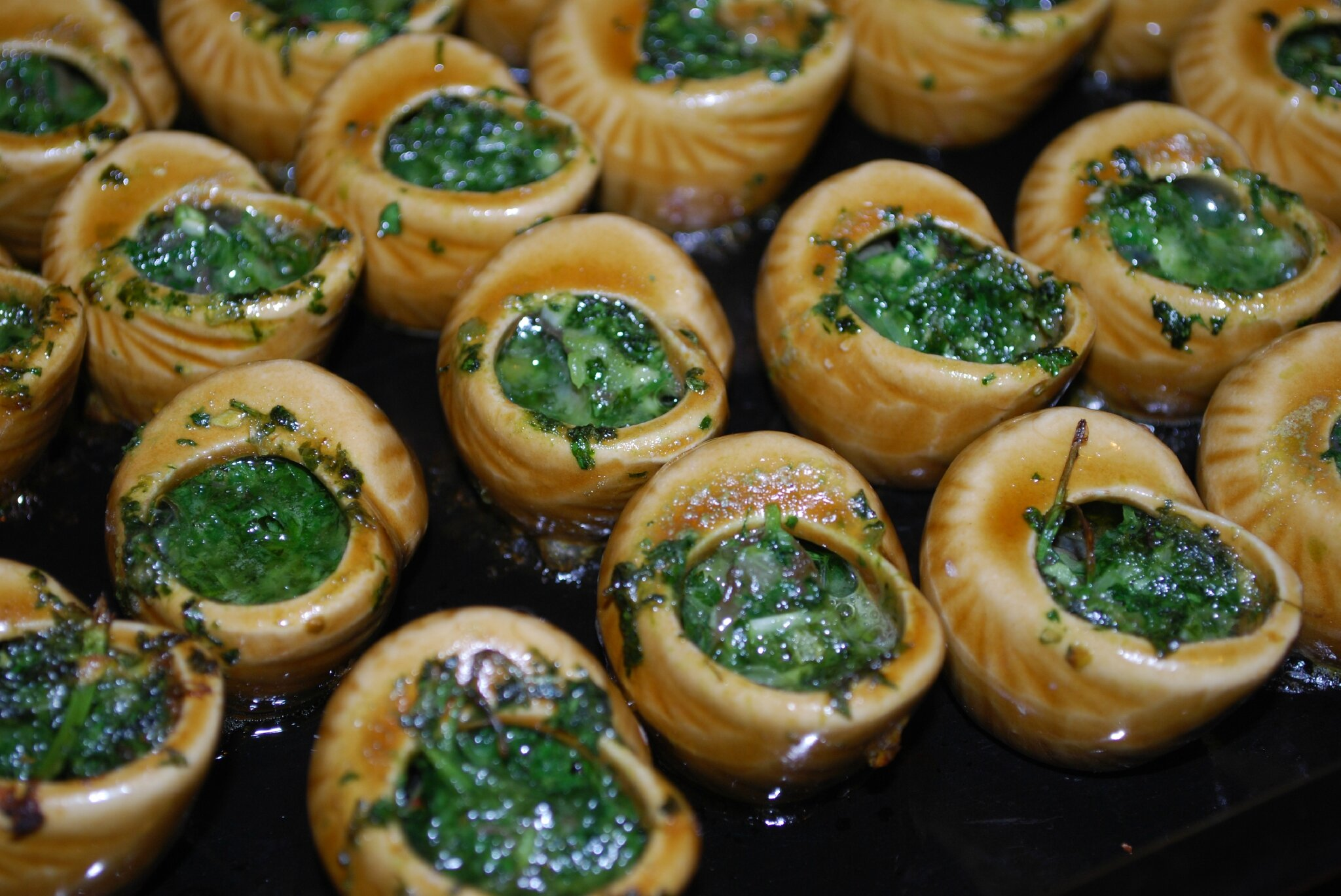 Fourchette escargot pdia