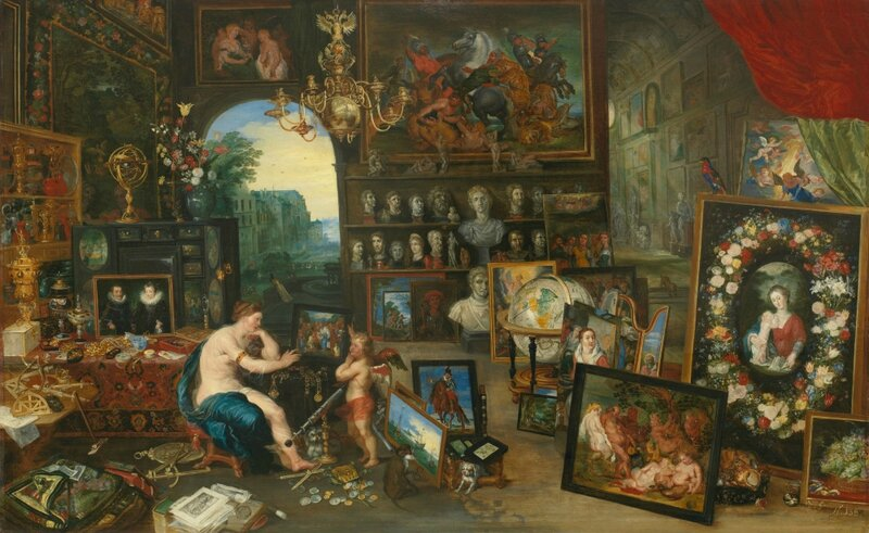 The Phillips Collection offers a rare opportunity to experience 39 paintings from the Paul G. Allen Collection