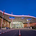 L'aéroport de marrakech-menara, classé un comme des plus beaux du monde