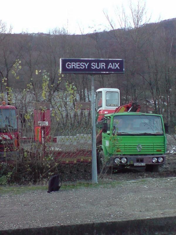 Grésy-sur-aix (Savoie)