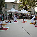 1 - Dmonstration yoga 2011