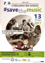 Save the music ZFA