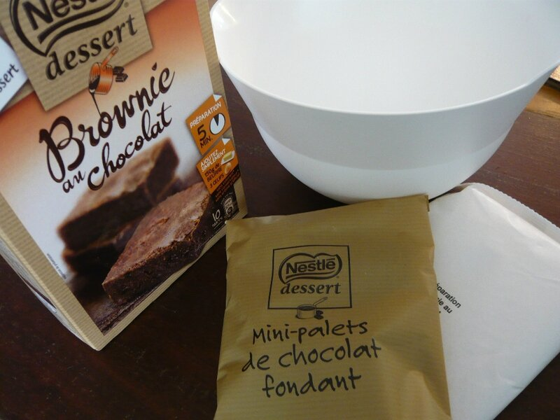 brownie chocolat nestle dessert (2)