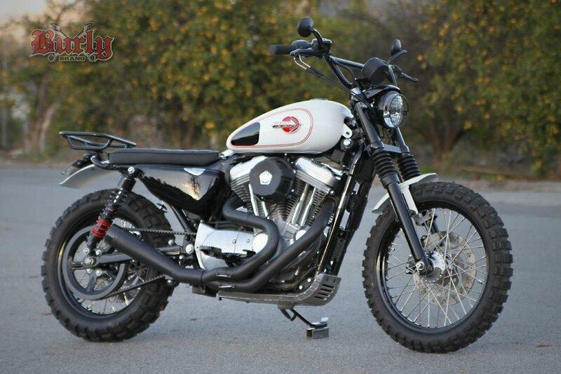 Harley Scrambler 1200 by Burly Brand 04