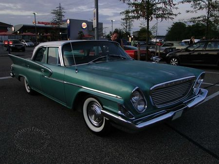 chrysler windsor 4door sedan 1961 rencard du burger king offenbourg 1