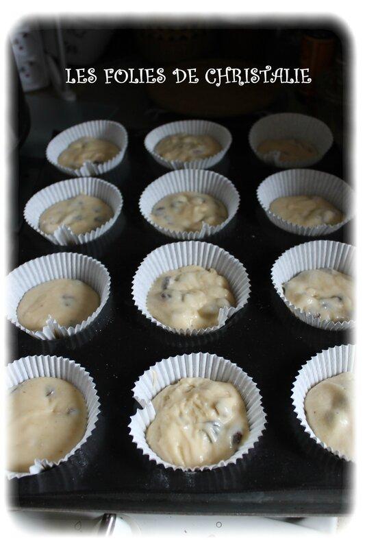 Muffins raisins secs 7