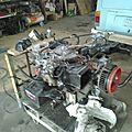 Test moteur