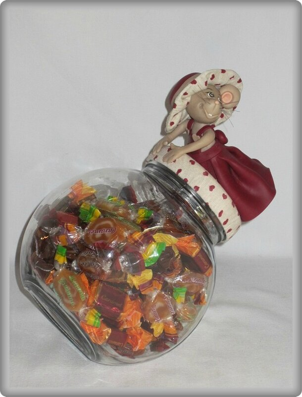 Souris Toffee 4
