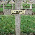 Sergent Eugène BAYARD