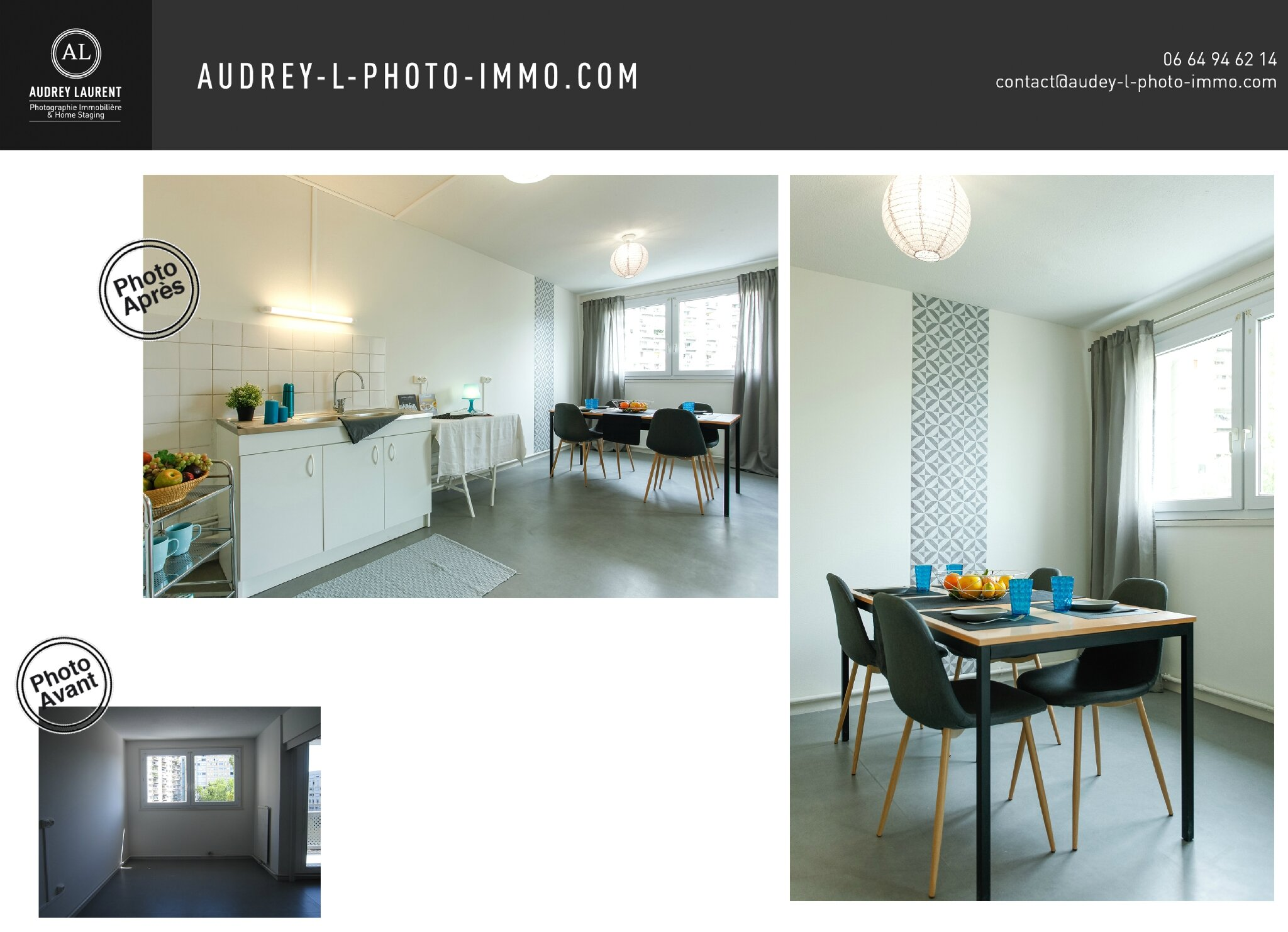 Appartement Decore Home Staging
