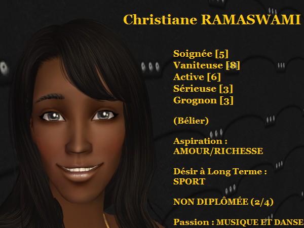 Christiane RAMASWAMI