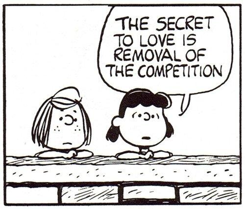 Peanuts philosophy