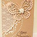Shabby card