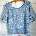 Moi aussi j'ai fait une blouse stockholm
