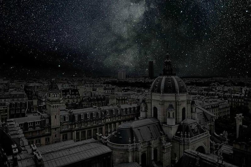 paris_darkened-cities-by-thierry-cohen
