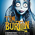 Expo tim burton
