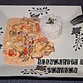 Blanquette de poisson (cookeo)