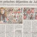 Dernières Nouvelles d'Alsace- décembre 2010