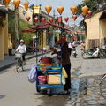 Hoi An, vendeuse ambulante