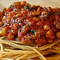 La recette du jeudi #5 : spaghettis à la bolognaise