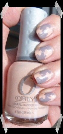 manucure_puzzle_vernis_Rose