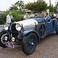 Bugatti type 44 grand sport 1929