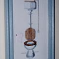 plaque W.C.