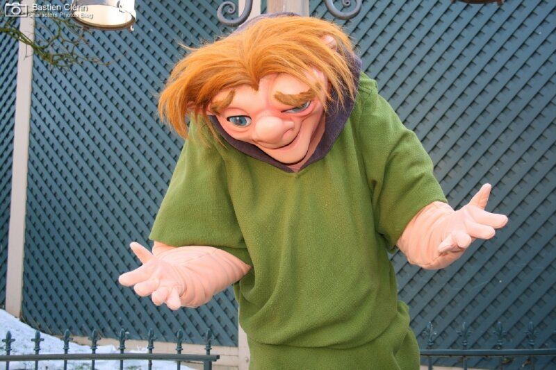10 french disney characters you can meet at disneyland paris quasimodo although not available for regular character meet and greets at disneyland paris can be seen performing in the disneyland paris nighttime m4hsunfo