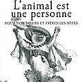 L'animal est une personne de frantz-olivier giesbert