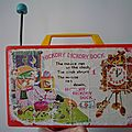Music clock box radio - Fisher Price (2)