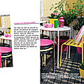Déco & couleurs / shoot vitaminé, ikea outdoor 2012!