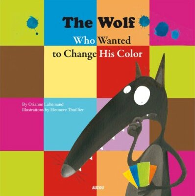 The wolf who wanted to change his colour, Séquence Days of the week, cycle 2