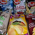 Premier partenariat - bret's et les chips !