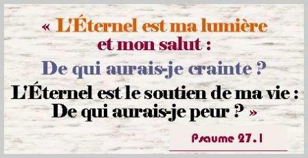 L-Eternel est ma lumiere et mon salut(12)