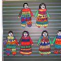 poupées peinture 1