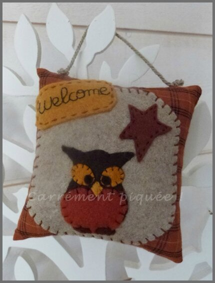 coussin-chouette