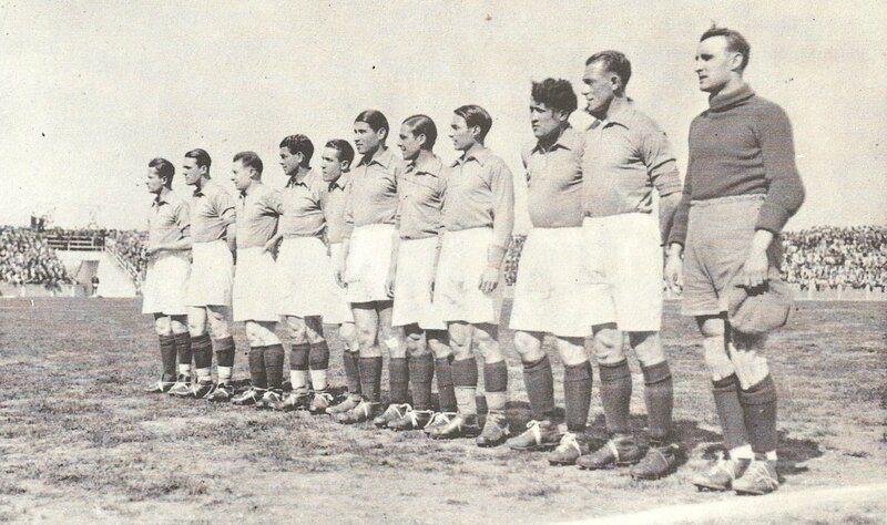 1934 Equipe France Luxembourg R1