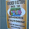 Quartier drouot - braderie d'automne...
