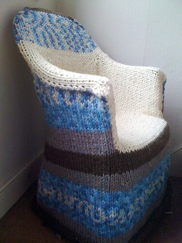 knitting chair 1