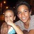 Enfants, à Meknès