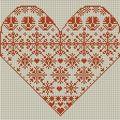 Free : un coeur de noel