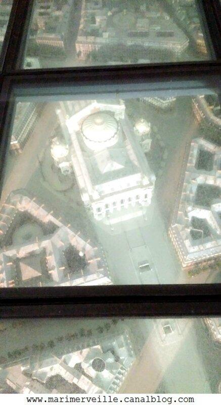 Sous no pieds, paris en 3D, opéra garnier - musée d'orsay - marimerveille