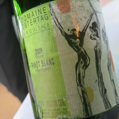 Pinot Blanc Domaine Ostertag 2009