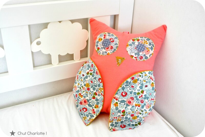 Coussin Chouette_Chut Charlotte (3)