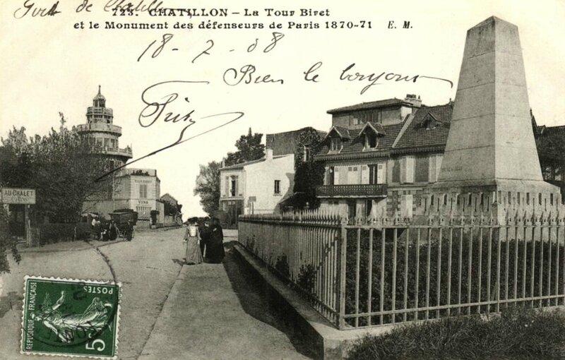 Châtillon Défense (2)